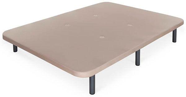 Base tapizada perforada