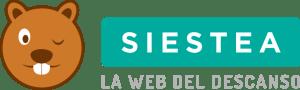 Logotipo Siestea.com - la web del descanso